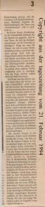Aus Zukunftsangst auf Nummer Sicher - die tageszeitung vom 21. Februar 1994 - Seite 3 von 4 Seiten