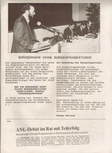 Igel Post - 12-91 - Alternative Nordenhamer Liste - ANL - Seite 3 von 4 Seiten