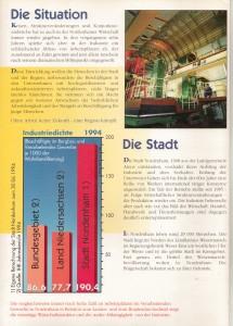 Stoppt Dolores - Rettet die Arbeitsplätze - Ohne Arbeit keine Zukunft - Eine Region kämpft - Ein Situationsbericht aus Nordenham - 1994 - Seite 2 von 6 Seiten