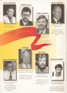 Stoppt Dolores - Rettet die Arbeitsplätze - Ohne Arbeit keine Zukunft - Eine Region kämpft - Ein Situationsbericht aus Nordenham - 1994 - Seite 5 von 6 Seiten