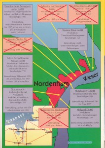 Stoppt Dolores - Rettet die Arbeitsplätze - Ohne Arbeit keine Zukunft - Eine Region kämpft - Ein Situationsbericht aus Nordenham - 1994 - Seite 6 von 6 Seiten